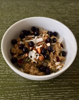 quinoa-breakfast