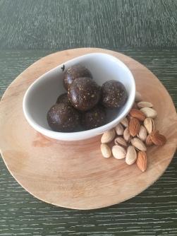 energy balls pistachio